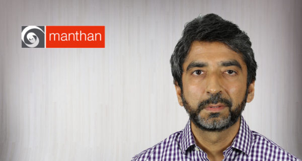 Interview with the Chief-Product-Officer of Manthan, Sameer Narula