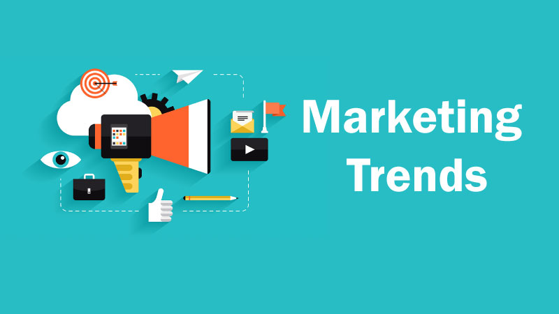 top 5 marketing trends to keep an eye in 2019