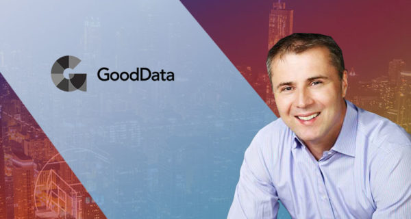 Interview with GoodData CEO, Roman Stanek