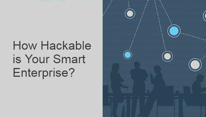 Enterprise Risk Report: How Hackable is Your Smart Enterprise?